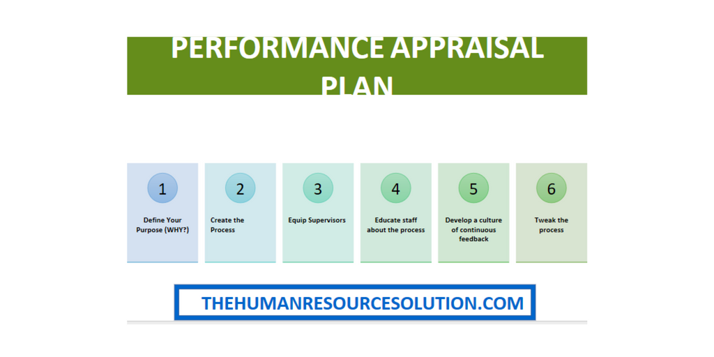 describe the activities involved in the performance management process